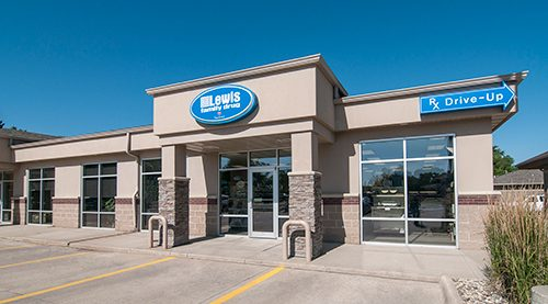 Lewis Family Drug - Sioux Center - Exterior